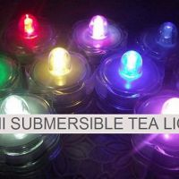 SUBMERSIBLE AQUA - LIGHTS